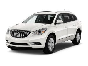 2013 Buick Enclave Front Exterior
