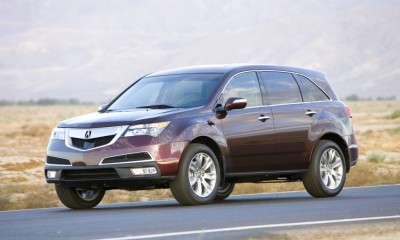 2013 acura mdx review pictures price. Black Bedroom Furniture Sets. Home Design Ideas