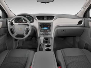 Chevy Traverse Interior Dashboard
