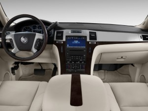 Cadillac Escalade Dashboard