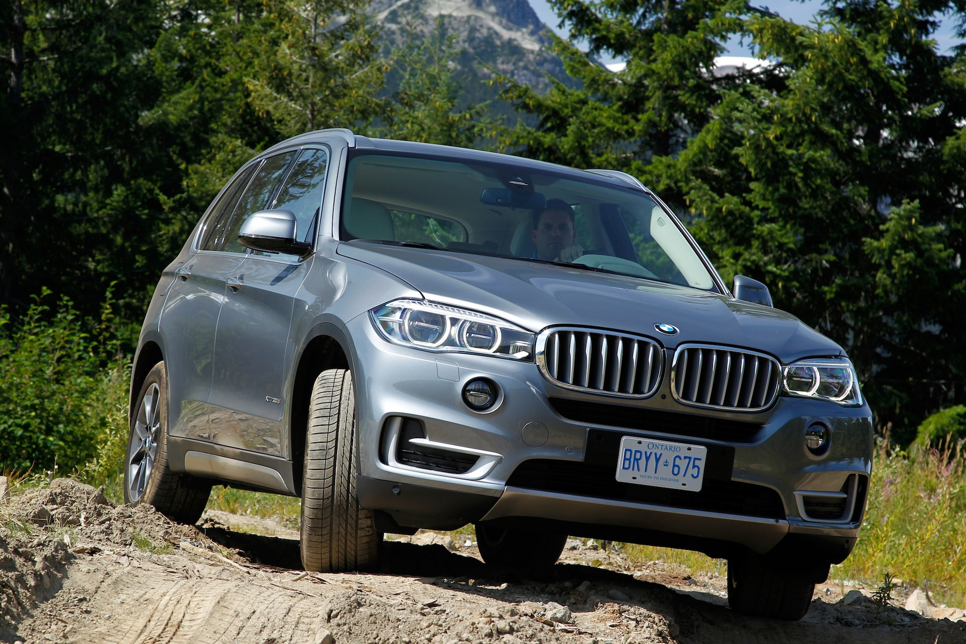 2014 BMW X5 Review