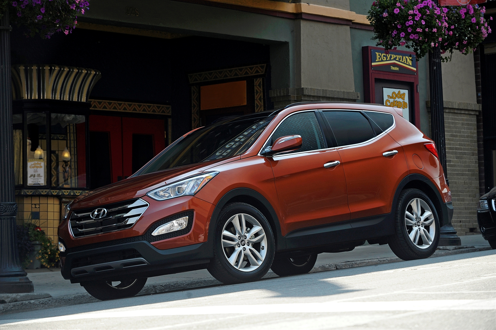2014 hyundai santa fe review. Black Bedroom Furniture Sets. Home Design Ideas