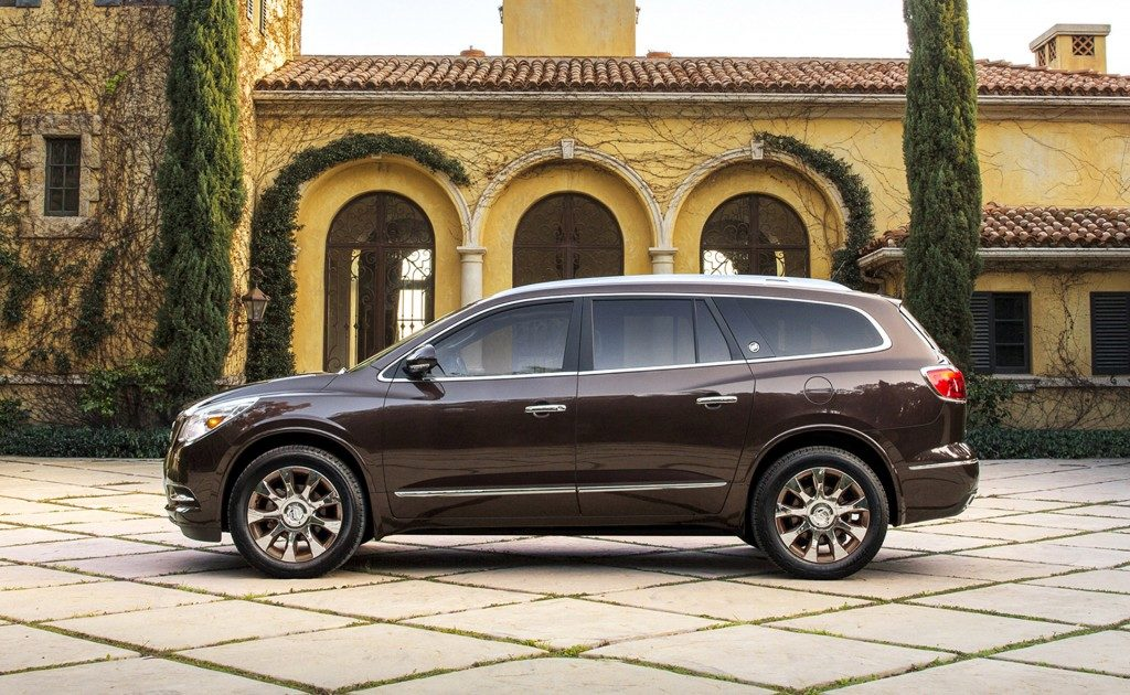 Buick Enclave Seating Capacity >> 2017 Buick Enclave Review Seating Capacity 3rd Row