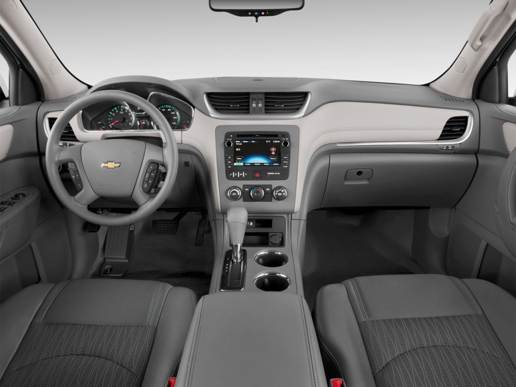 2013 Chevrolet Traverse Review, Pictures & Price
