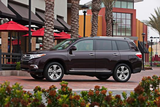 2013 Toyota Highlander Review, Photos & Price