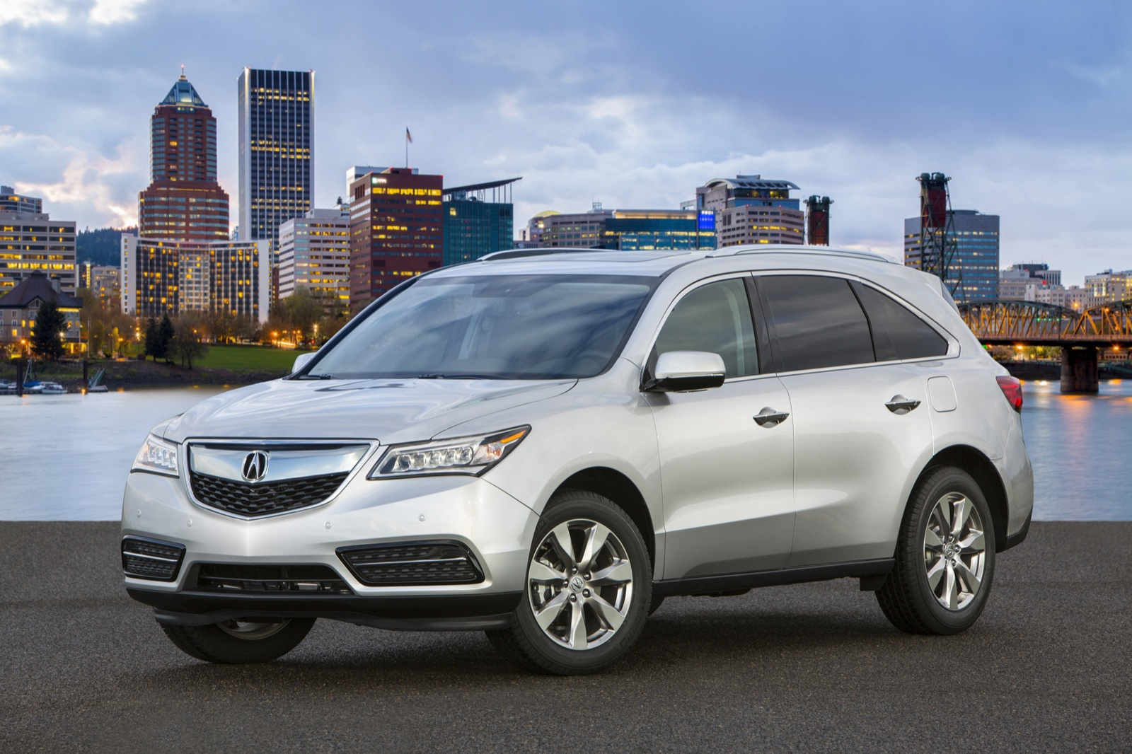 2014 Acura MDX Review