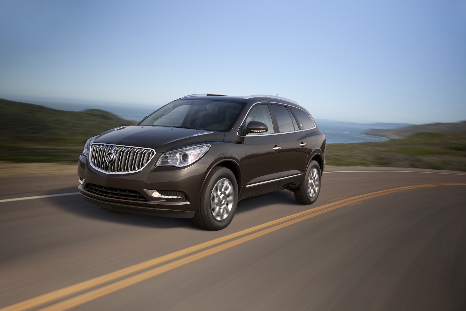 2014 Buick Enclave Review