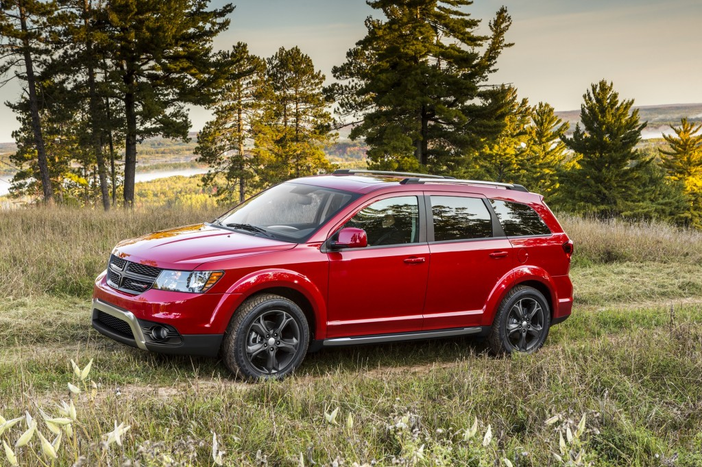 2016 Dodge Journey Review – Price & Seating Options